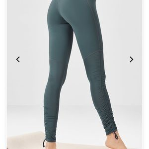 Fabletics Cashel Foldover Powerform Leggings
